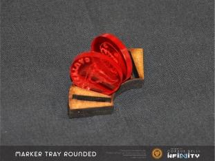 Marker Tray Rounded