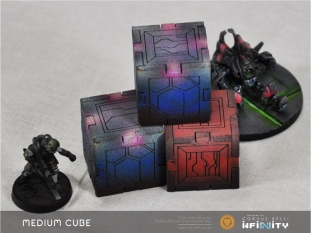 Cube (x 6)
