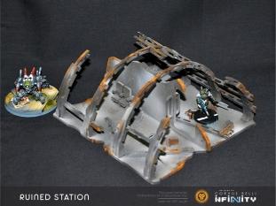 Destroyed Station