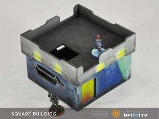 Building. Quadro
