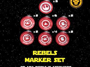 Star Wars Rebels (Order tokens)