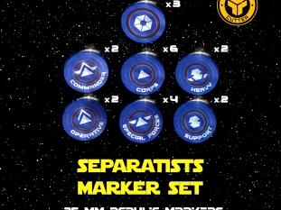 Star Wars Separatists (Order tokens)