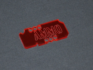 Signboard AMMO