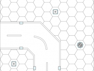 Game Table Sector Turn