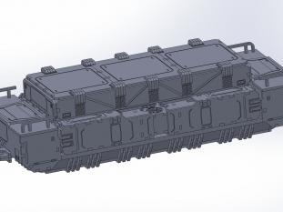 Freight rail car