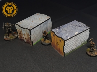 Garage (prepaint) x3