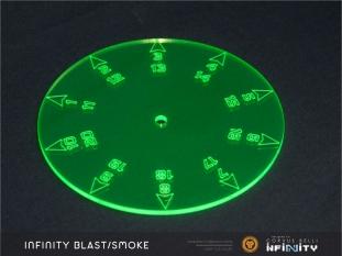 Infinity Templates Circle N4
