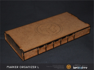 Organizer for 25mm markers