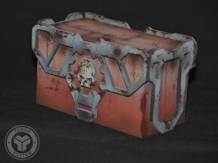 Gothic container